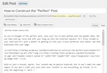 how to add html in textarea wordpress