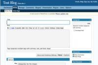 WordPress Interface v2.3