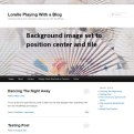 Background Image - Center and Tile fully - Lorelle WordPress School