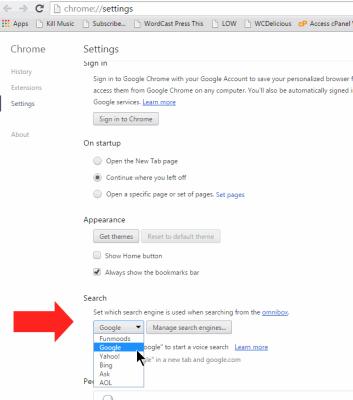 WordPress School: Web Browser Shortcuts « Lorelle on WordPress