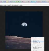 Images - Quote on Photograph - Save Image As in Web Browser - Lorelle WordPress School