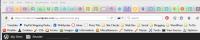 Browsers – WordPress Press This as Bookmarklet in Bookmark Bar – Lorelle WordPressSchool