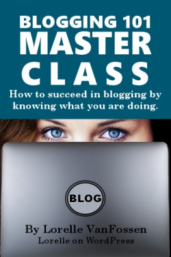 Blogging 101 Master Class - Cover