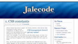 Jalenack Blue Theme